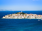 Croatia, view to peninsula Primosten - AMF05430