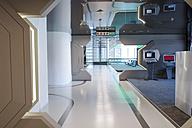Corridor in a futuristic office - ZEF14377