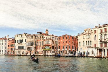 Italy, Venice, Canale Grande - CSTF01366