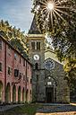Italy, Liguria, Cinque Terre, Monterosso, Santuario Nostra Signora di Soviore - CSTF01377