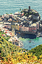 Italy, Liguria, Cinque Terre, Vernazza - CSTF01383