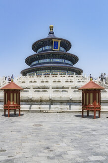China, Beijing, view to Temple of Heaven - THAF01964
