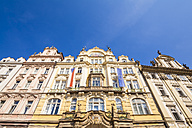 Czech Republic, Prague, Old Town Square, trade ministry - WDF04122