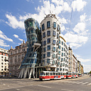Czech Republic, Prague, Dancing House - WD04140