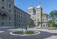 Switzerland, Bern, Federal Palace - KEB00617