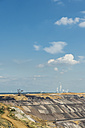 Germany, Garzweiler surface mine with power stations Frimmersdorf and Neurath - FRF00546