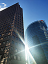 Germany, Berlin, Potsdamer Platz, blue sky - NG00404
