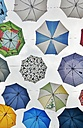 umbrellas, Zurich, Switzerland - NG00407