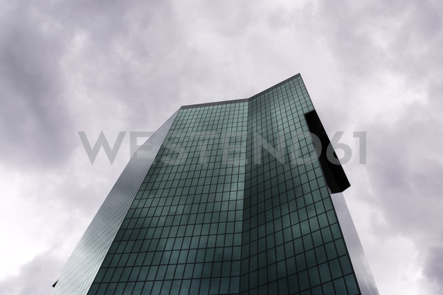Switzerland, Zurich, view to Prime Tower from below - NG00416