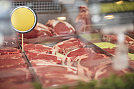Meat on display in butchery - ZEF14628