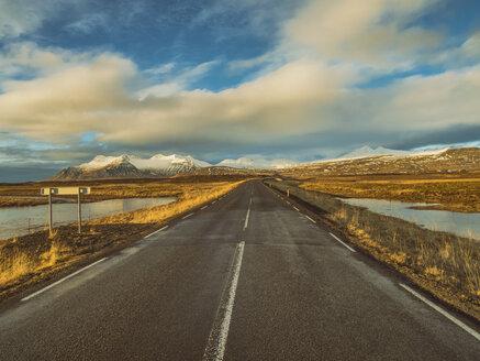 Iceland, road 54  to Snaefellsjoekull National Park - TAMF00909