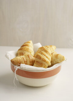 Croissants in a bowl - ECF01915