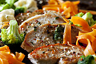 Fillet of turkey and vegetables - CSF28272