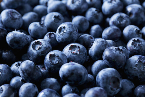 Blueberries, close-up - CSF28328
