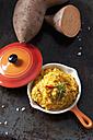 Homemade sweet potato mash with chili and rosmary - CSF28334