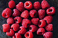 Raspberries, close-up - CSF28340
