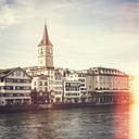 Switzerland, Zurich - PUF00754