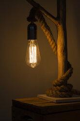 Self-made table lamp - NGF00426