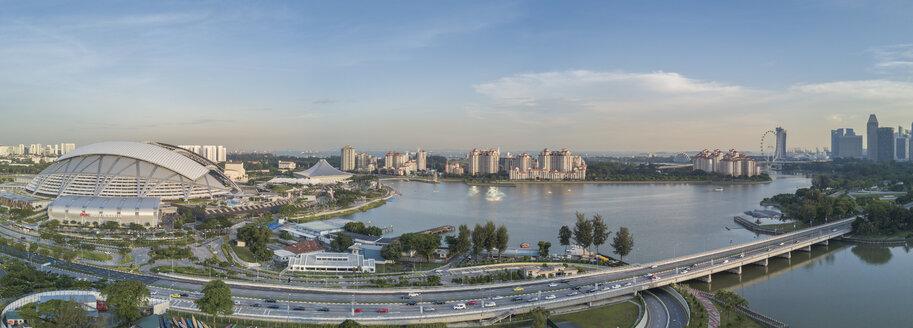 Singapore, Skyline - TOVF00100