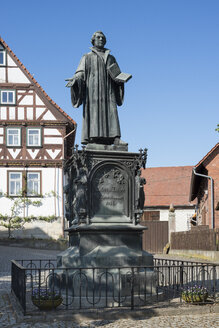 Germany, Moehra, Luther Monument - HWOF00233