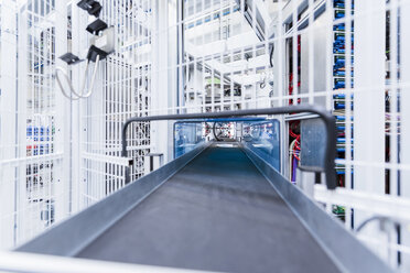 Conveyor belt in factory - DIGF02935