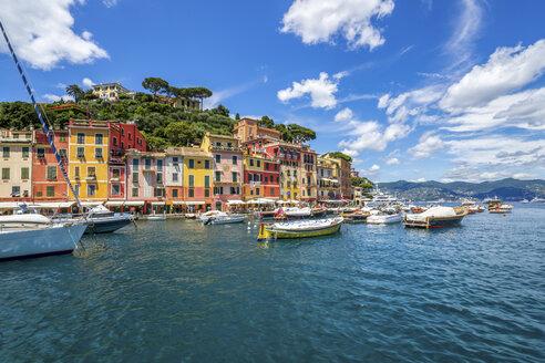 Italy, Liguria, Golfo del Tigullio, Portofino - PUF00847