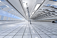3D rendered illustration, futuristic interior architecture - SPCF00175