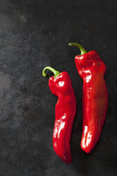 Red pointed peppers - CSF28461
