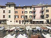 Italy, Brenzone sul Garda, Lake Garda - LVF06375