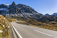 Switzerland, Grisons, Swiss Alps, Parc Ela, Julier pass - STSF01335