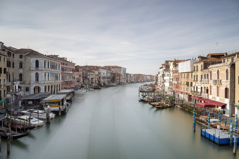 Italy, Venice, cityscape with Grand Canal - RPSF00020