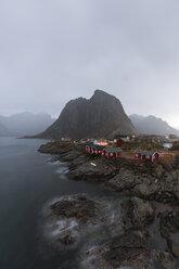 Norway, Lofoten, Hamnoy - RPSF00038