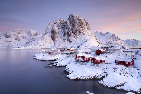 Norway, Lofoten, Hamnoy - RPSF00041