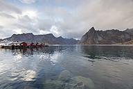 Norway, Lofoten, Hamnoy - RPSF00050