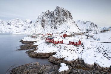Norway, Lofoten, Hamnoy - RPSF00059