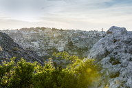 Italy, Basilicata, Matera, Townscape and historical cave dwelling, Sassi di Matera - CSTF01470