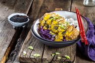 Katsu Curry with chicken escalope - SBDF03361