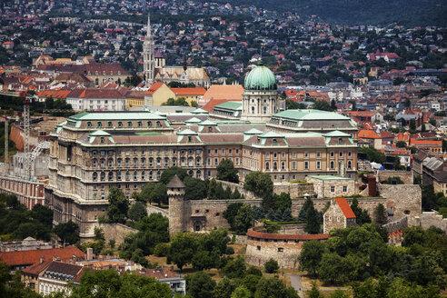 Hungary, Budapest, Buda Castle - ABOF00321