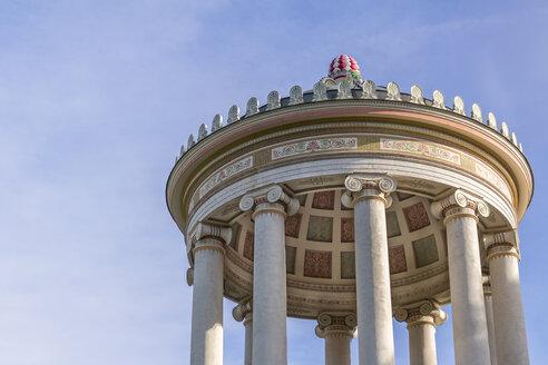 Germany, Munich, English Garden, Monopteros, cupola - MMAF00194