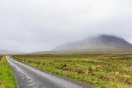 Great Britain, Scotland, Scottish Highlands, Glen Coe, Mountain Stob Dearg, road to Glen Etive - FOF09427