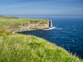 UK, Scotland, Highland, Caithness, North Coast 500, Duncansby Head - STSF01400