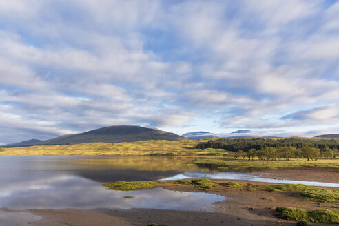 Great Britain, Scotland, Scottish Highlands, Glencoe, Glencoe, Loch Tulla - FOF09484