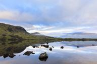 Great Britain, Scotland, Scottish Highlands, Glencoe, Rannoch Moor, Lochan na H'Achlaise - FOF09503