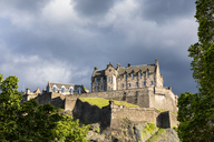 Great Britain, Scotland, Edinburgh, Castle Rock, Edinburgh Castle - FOF09534