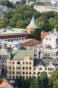 Latvia, Riga, Old town, Powder Magazine - CSTF01478