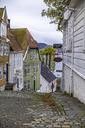 Norway, Hordaland, Bergen, Historic old town, Gamle Bergen - BIGF00061