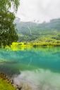 Norway, Sogn og Fjordane, Lake Oldevatnet in Oldedal - CSTF01498