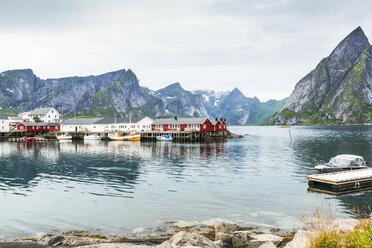 Norway, Nordland, Lofoten, Moskenesoy - CSTF01510