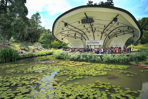 Singapore, Singapore Botanic Gardens - VT00604