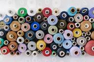 Multicolored cotton reels - KNSF03049